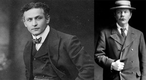 Doyle and Houdini