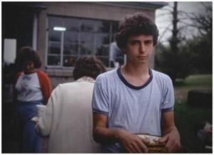 Daniel teenage