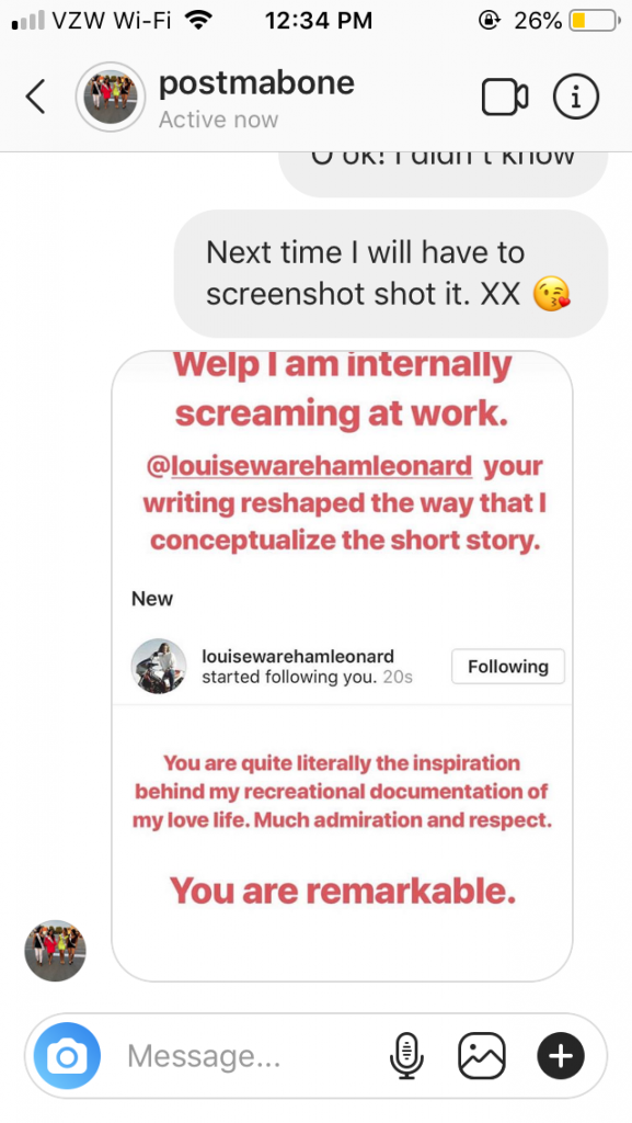 Louise Wareham Leonard | Author
